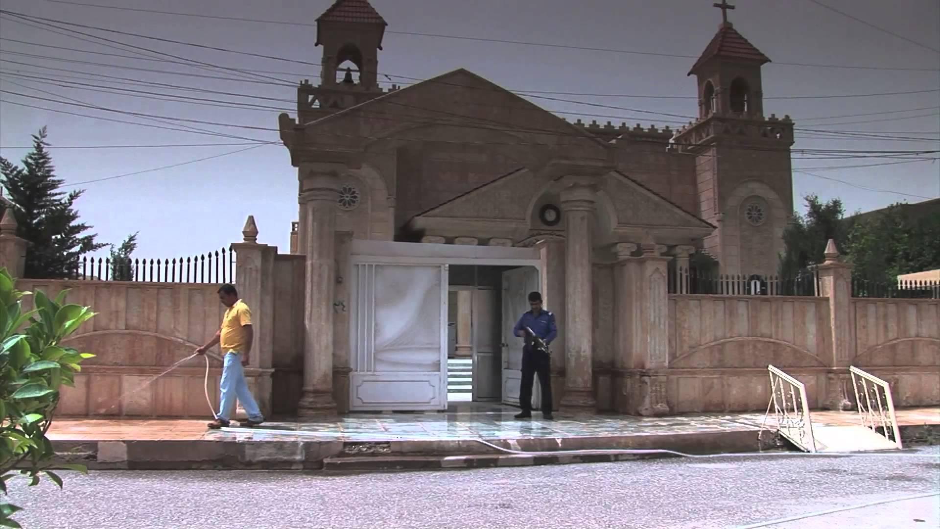 Dios llora en la Tierra_Testigos de Cristo en Iraq